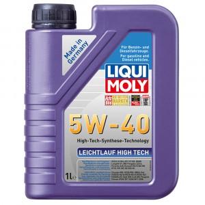 Моторное масло Liqui Moly Leichtlauf High Tech 5W-40 (1 л)