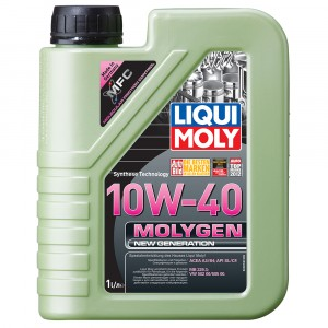Моторное масло Liqui Moly Molygen New Generation 10W-40 (1 л)