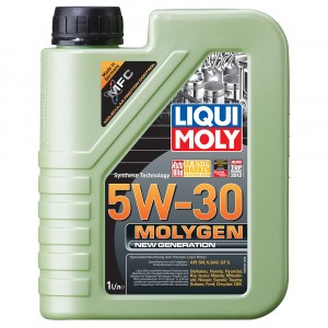 Моторное масло Liqui Moly Molygen New Generation 5W-30 (1 л)