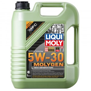 Моторное масло Liqui Moly Molygen New Generation 5W-30 (5 л)