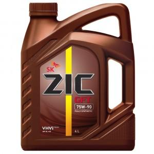 Трансмиссионное масло ZIC GFT 75W-90 (4 л)
