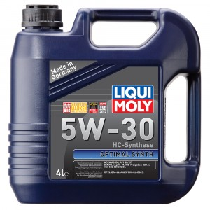 Моторное масло Liqui Moly Optimal Synth 5W-30 (4 л)