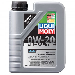 Моторное масло Liqui Moly Special Tec AA 0W-20 (1 л)