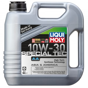 Моторное масло Liqui Moly Special Tec AA 10W-30 (4 л)