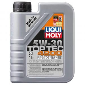 Моторное масло Liqui Moly Top Tec 4200 5W-30 (1 л)