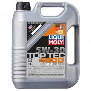 Моторное масло Liqui Moly Top Tec 4200 5W-30 (5 л)