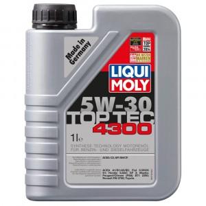 Моторное масло Liqui Moly Top Tec 4300 5W-30 (1 л)