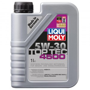 Моторное масло Liqui Moly Top Tec 4500 5W-30 (1 л)