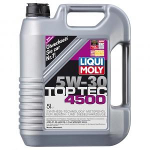Моторное масло Liqui Moly Top Tec 4500 5W-30 (5 л)