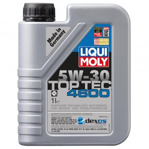 Моторное масло Liqui Moly Top Tec 4600 5W-30 (1 л)