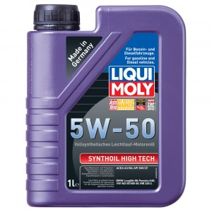 Моторное масло Liqui Moly Synthoil High Tech 5W-50 (1 л)