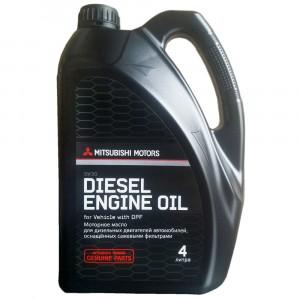 Моторное масло Mitsubishi Diesel DPF 5W-30 (4 л)