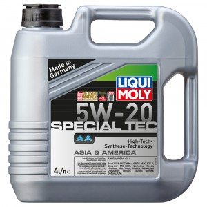 Моторное масло Liqui Moly Special Tec AA 5W-20 (4 л)