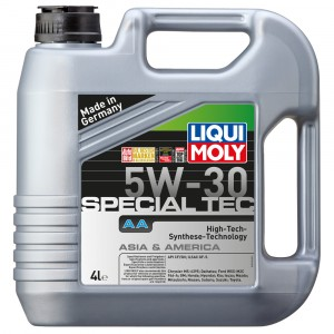 Моторное масло Liqui Moly Special Tec AA 5W-30 (4 л)