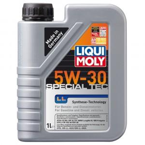 Моторное масло Liqui Moly Special Tec LL 5W-30 (1 л)