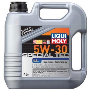 Моторное масло Liqui Moly Special Tec LL 5W-30 (4 л)