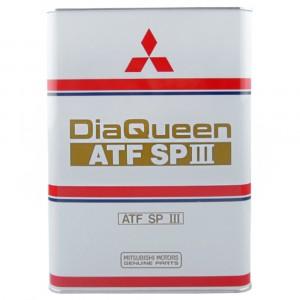 Трансмиссионное масло Mitsubishi DiaQueen ATF SP-III (4 л)