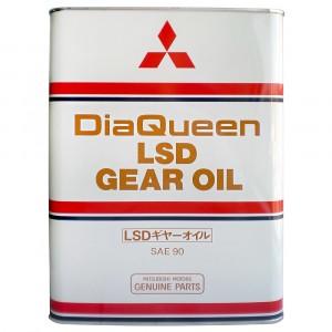 Трансмиссионное масло Mitsubishi DiaQueen LSD SAE 90 (4 л)