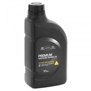 Моторное масло Hyundai/Kia/Mobis Premium 5W-20 (1 л)