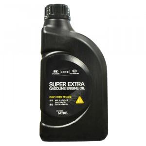 Моторное масло Hyundai/Kia/Mobis Super Extra 5W-30 (1 л)