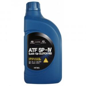 Трансмиссионное масло Hyundai/Kia/Mobis ATF SP-IV 75W (1 л)
