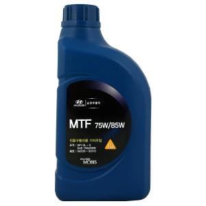 Трансмиссионное масло Hyundai/Kia/Mobis MTF 75W-85 (1 л)