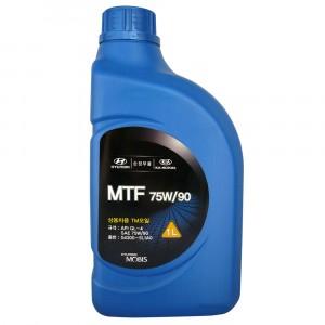 Трансмиссионное масло Hyundai/Kia/Mobis MTF 75W-90 (1 л)