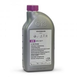Антифриз VAG G 013 774 M2, сиреневый (1,5 л)