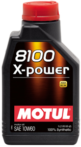 моторное масло Motul 8100 X-power