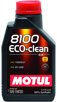 Моторное масло Motul 8100 Eco-clean